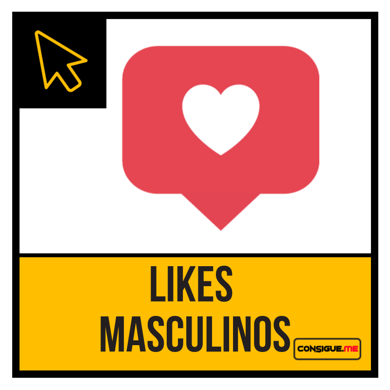 Instagram Likes Hombres
