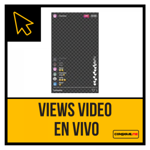 Views video en vivo