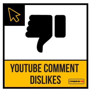 Youtube comment dislikes